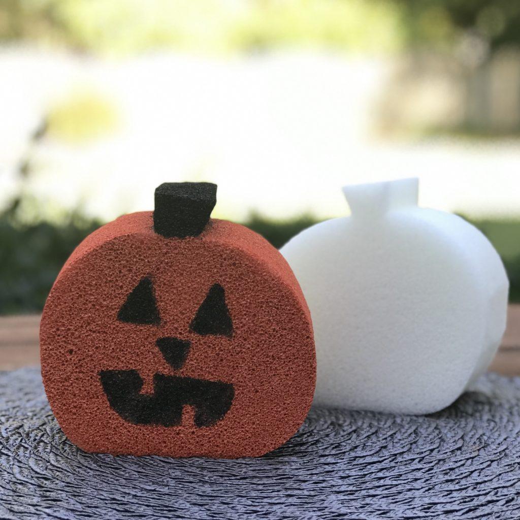 party crafts pumpkin squishy