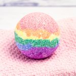 Rainbow Bath Bombs: Recipe and How to Instructions