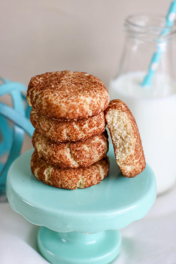 snickerdoodles gluten free recipe