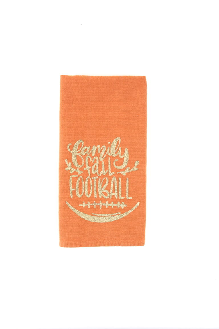 Family-Fall-Football-Towel