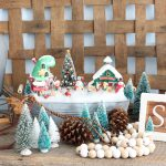 Christmas Fairy Garden in 15 Minutes or Less