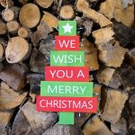 Christmas Tree SVG for an Outdoor Pallet Sign