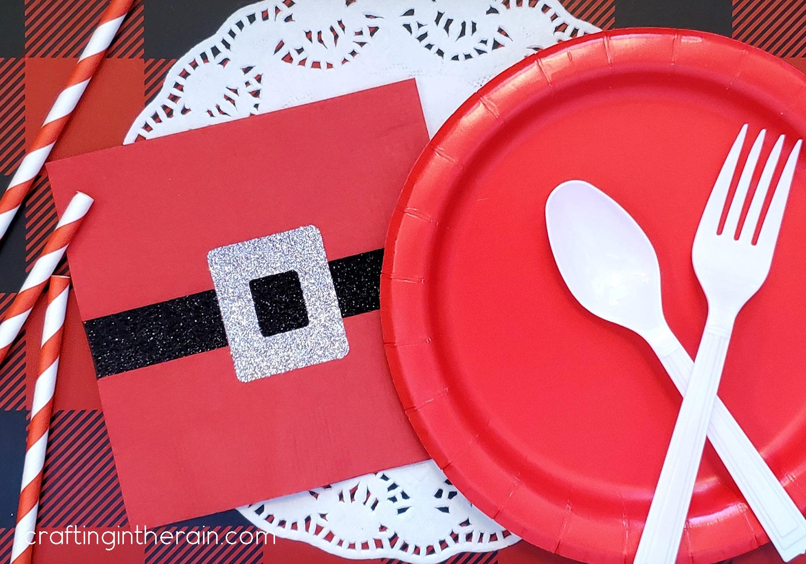 diy-santa-napkins