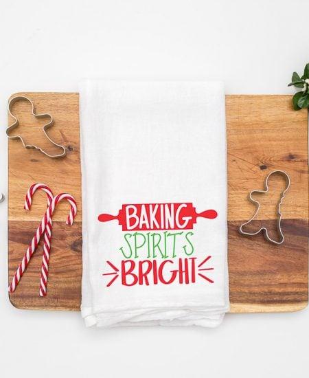 baking spirits bright svg