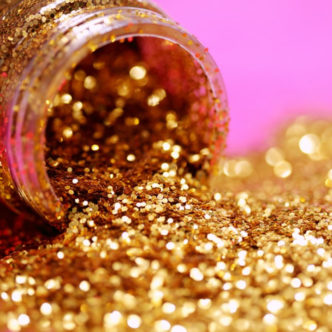 glitter craft ideas
