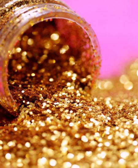 glitter craft ideas