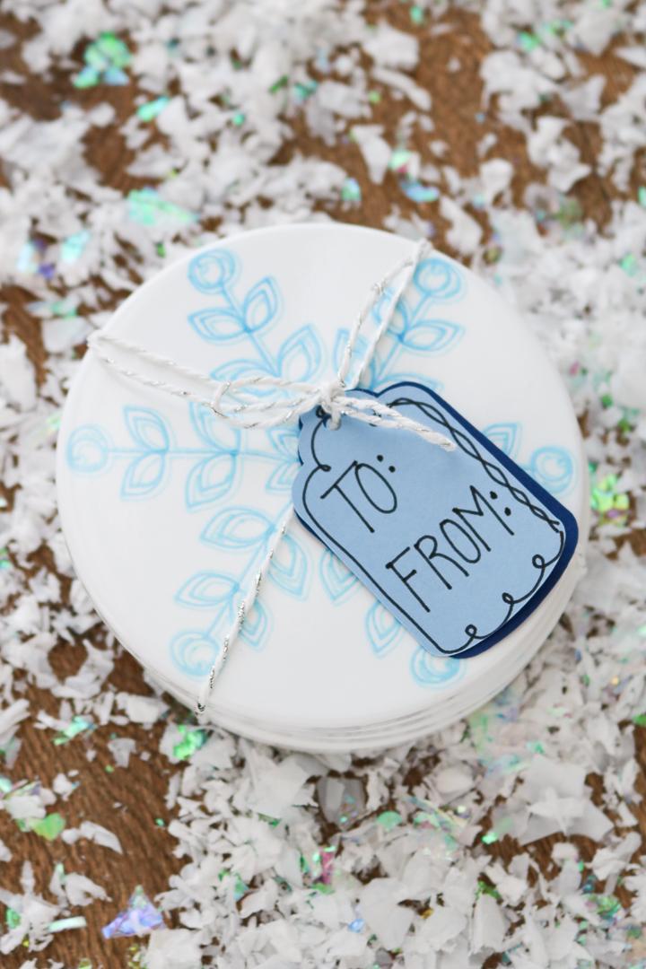 coaster gift idea