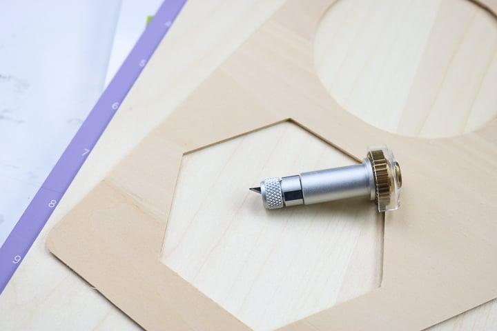 knife blade for cricut maker