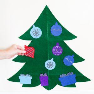 christmas tree for babies