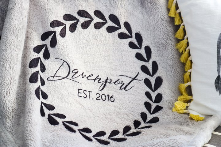 cricut infusible ink blanket