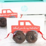 Free Printable Valentine for Kids That Love Trucks