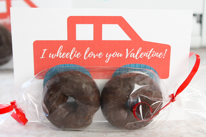 i wheelie love you valentine