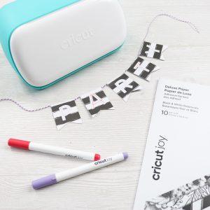 cricut joy paper craft