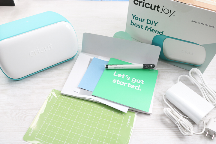 cricut joy unboxing