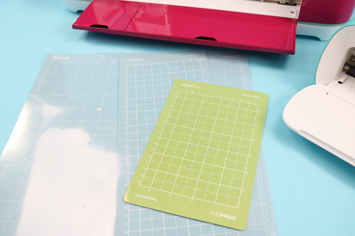 mats for the cricut joy and explore