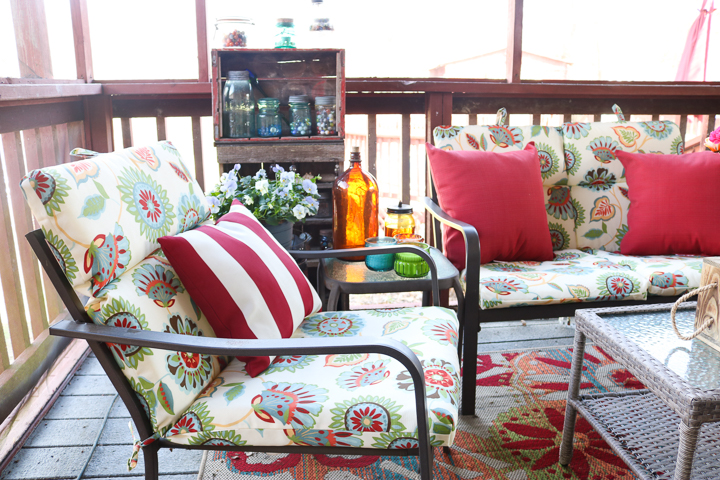 back porch ideas