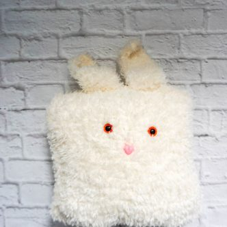 cuddle bunny pillow