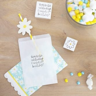 custom DIY goodie bags