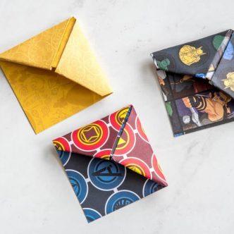 paper corner bookmarks