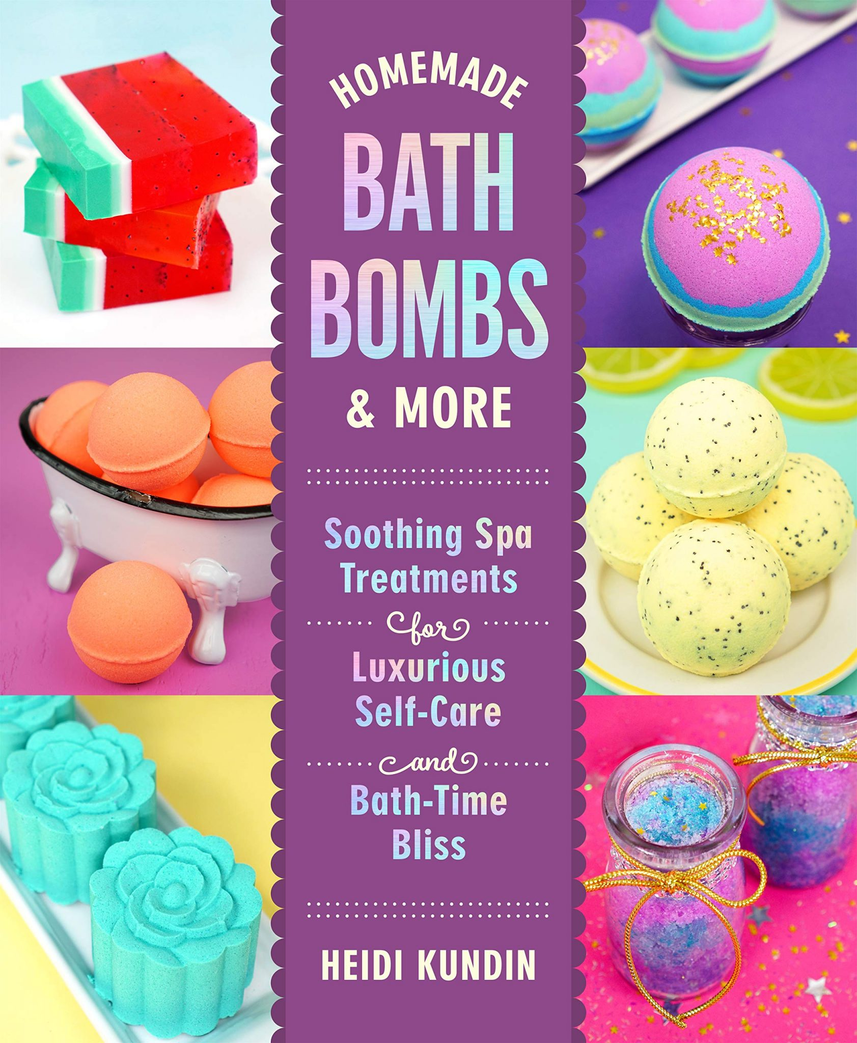 bath bombs book