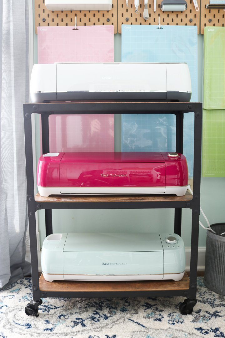 cricut craft cart