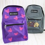 DIY Backpacks: Adding Personalization with a Cricut