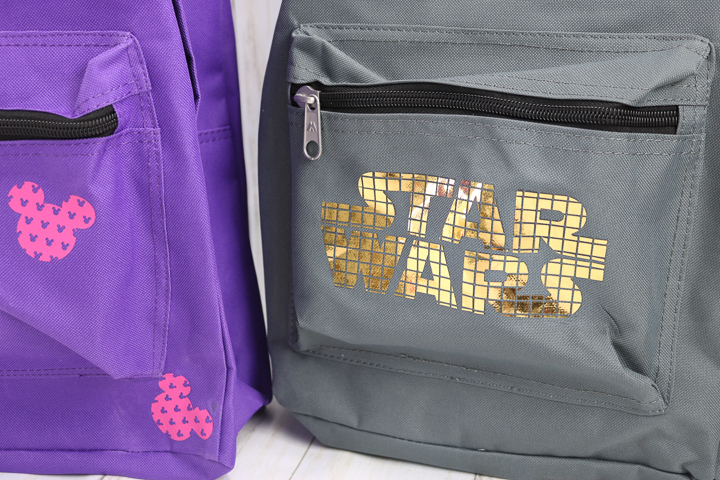 make a star wars backpack