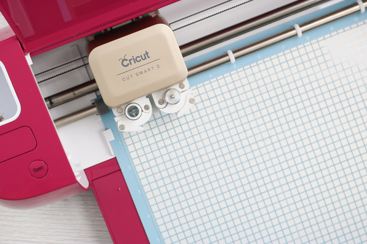 cricut explore air 2 cutting iron on