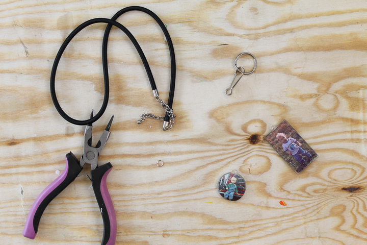 diy photo jewelry
