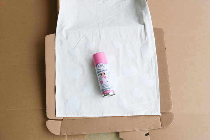 testors fabric spray paint