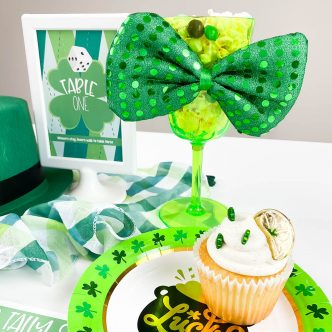 st. patricks' day bunco ideas