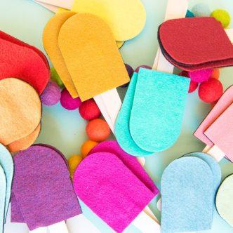 DIY color memory game