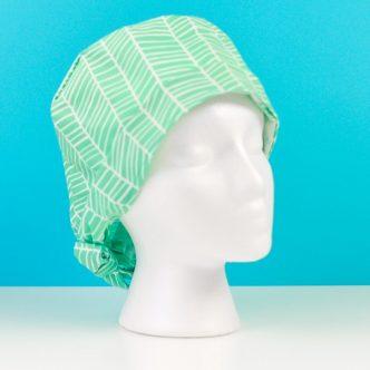cricut scrub cap pattern