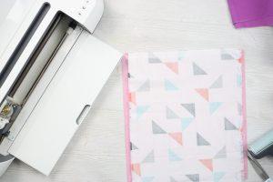 fabric on fabric grip mat