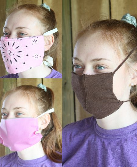 easy face masks