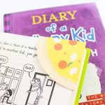Free Printable Corner Bookmarks for Kids