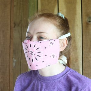 The 3 Easiest No Sew Face Masks Ever