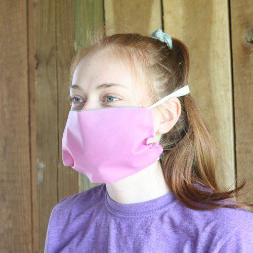 reusable shopping bag face mask