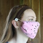 No-Sew Headband Ear Saver for Face Masks