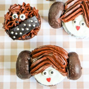 how to make star wars cupcakes