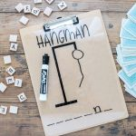 Create a Hangman Game with Your Cricut