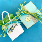Make Your Own Quick Self-Stick Gift Tags