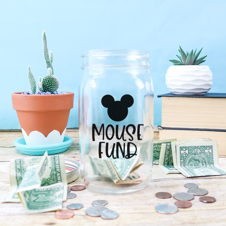 Vacation Fund Jar 4 Free Svg Files The Country Chic Cottage