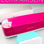 This Cricut machine comparison will help you decide which Cricut machine is right for you. Do you need the Cricut Maker, Explore, or Joy? This can help! #cricut #cricutcreated #cricutmachine #cricutlove #comparison #cricutmaker #cricutexplore #cricutexploreair #cricutexploreair2 #cricutjoy