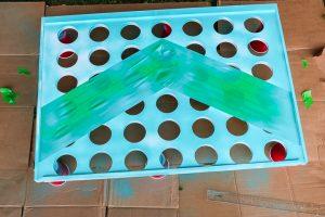 using rustoleum imagine spray paint
