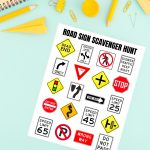Free Road Trip Printables to Keep Them Entertained