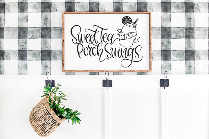 porch sign svg