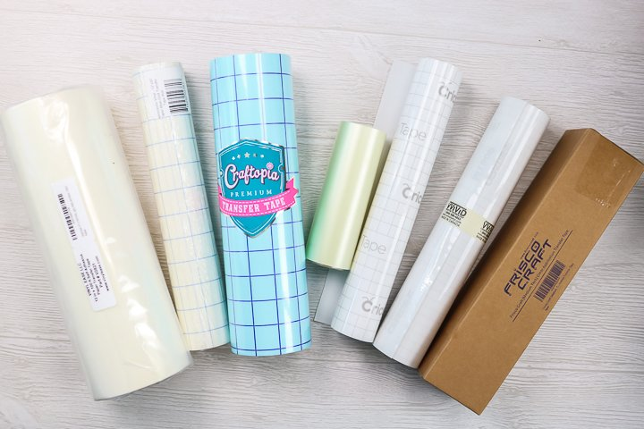 brands of transfer tape