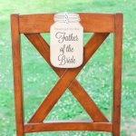 Free Wedding Chair Reservation Signs