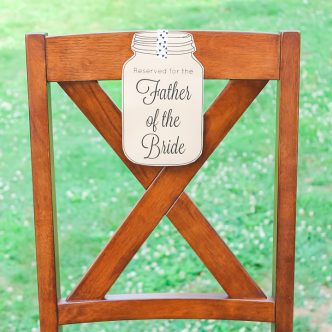 free printable wedding signs